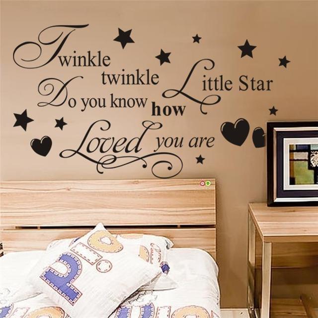 Aliexpress Com Acheter Twinkle Twinkle Little Star