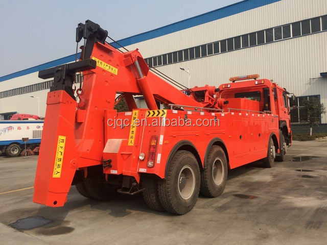 high quality 100 ton rotator recovery truck for sale china tow truck recovery truck buy. Black Bedroom Furniture Sets. Home Design Ideas