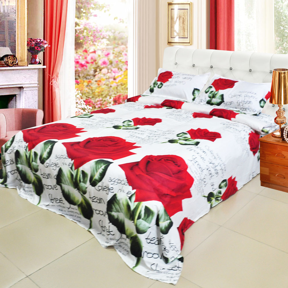 online kaufen gro handel bettw sche 3d aus china bettw sche 3d gro h ndler. Black Bedroom Furniture Sets. Home Design Ideas
