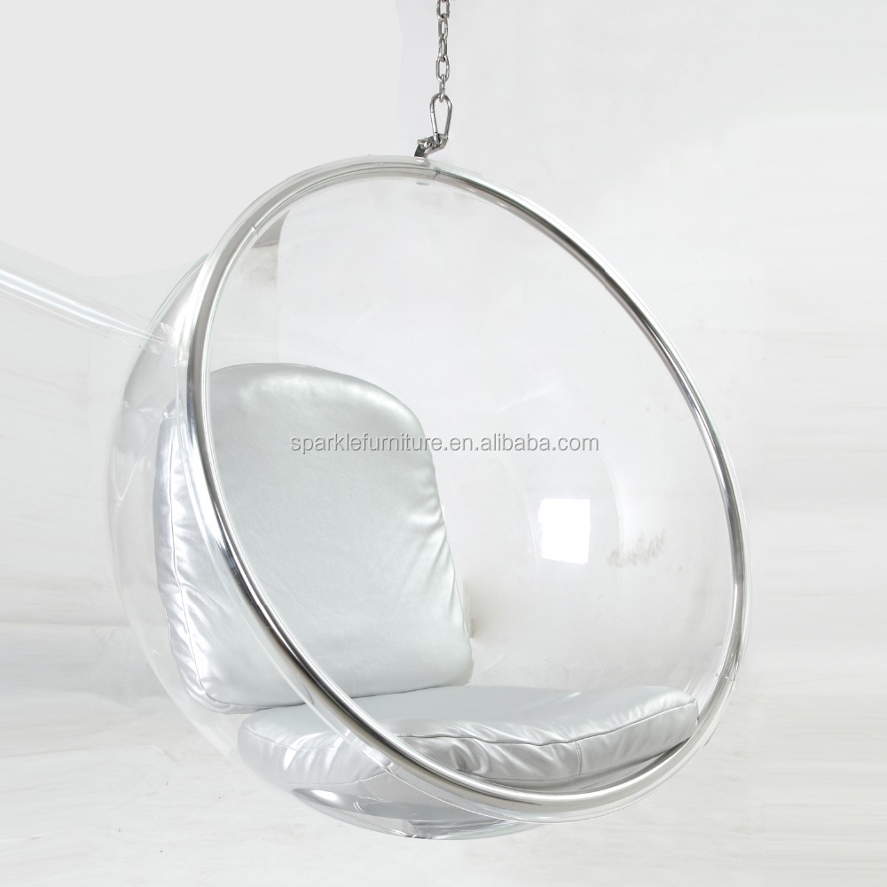 Wholesale Triumph Acrylic Hanging Bubble Chair, clear Eero ...