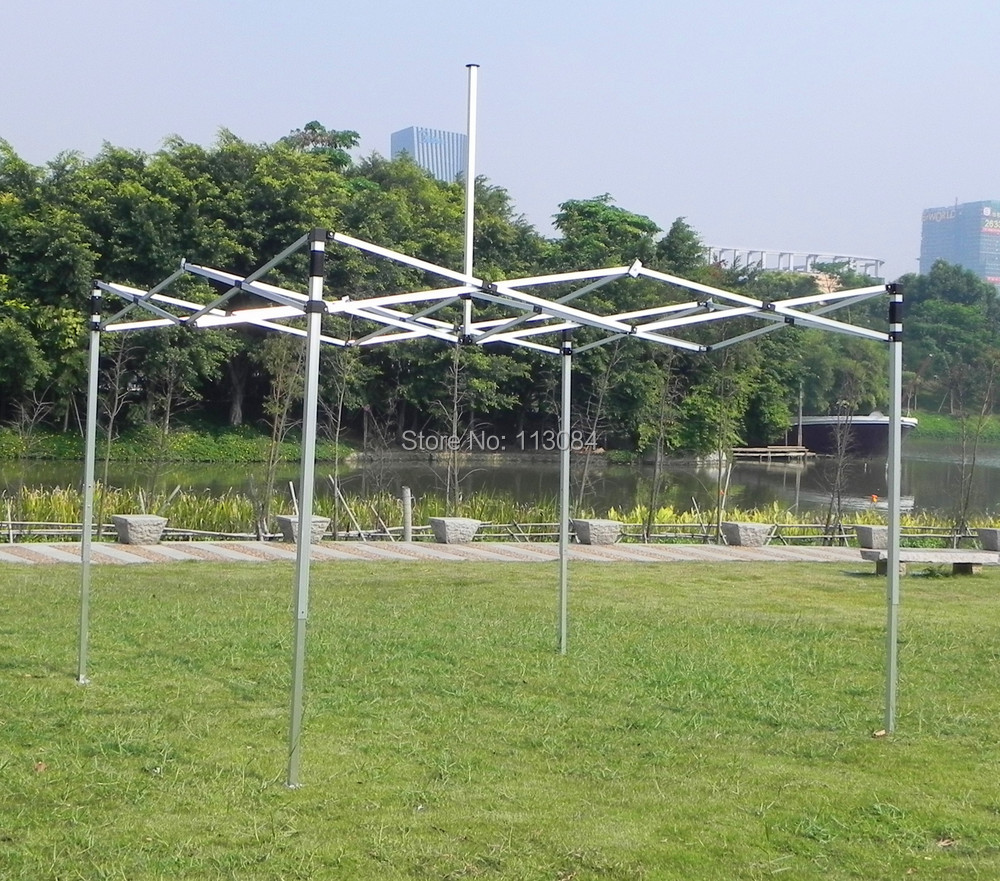 Free shipping ! Promoted high quality aluminum frame 2m x 2m awning,  folding marquee tent, wedding gazebo for outdoor events