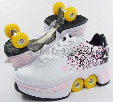 Wheel Shoes For Women