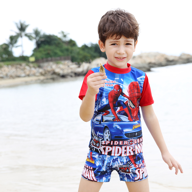 Toddler Swimwear. Even the youngest members of the family look forward to having fun at the pool or at the beach, so getting a comfortable bathing suit made especially with young children in mind is essential.