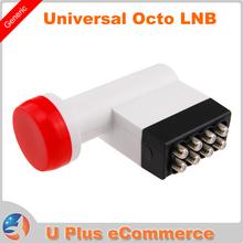 Original LA8080 Universal Ku Band 8port  LNB High Gain Low Noise 0.1db Best Signal HD Digital LNBF hot selling