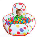 New Children Kid Ocean Ball Pit Pool Game Play Tent In Outdoor Kids House Play Hut