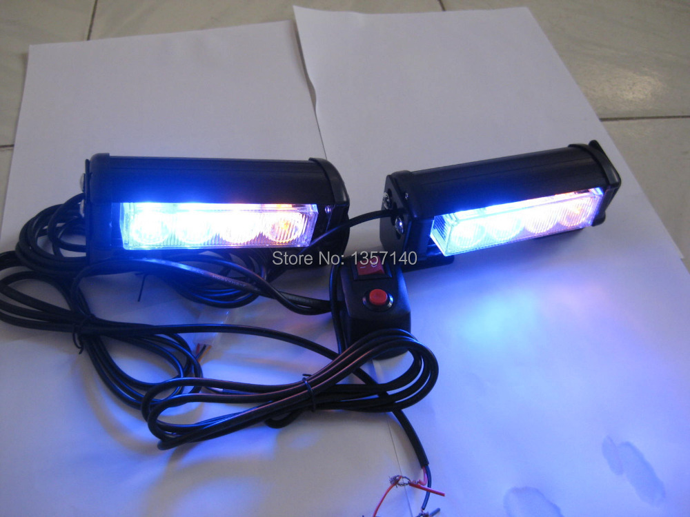 Police led lights / Gmat new york