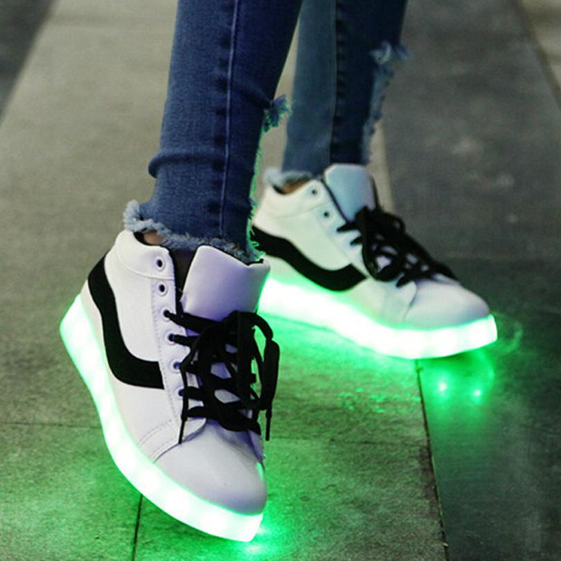 1ccc33b69a13 kids nike light up shoes green