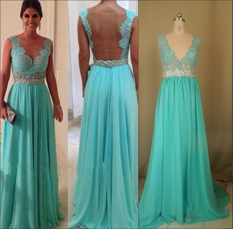 Teal Bridesmaid Dress Silk_Bridesmaid Dresses_dressesss