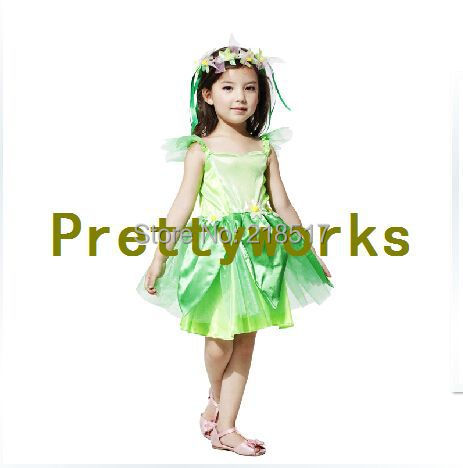 wholesale green Naughty fairy costumes for little girls ...  wholesale green...