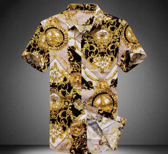 Cheap Versace Silk Shirts