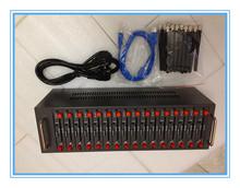 16 Ports GSM Modem Pool With Original Wavecom Q2303 USB Interface