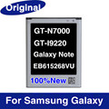 EB615268VU Original Mobile Phone Battery Lithium For Samsung Galaxy Note GT N7000 N7000 GT I9220 I9220