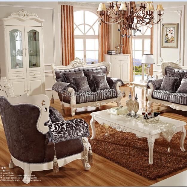 Luxury Living Room Furniture: Luxury Design Whole Living Room Furniture Including Sofa