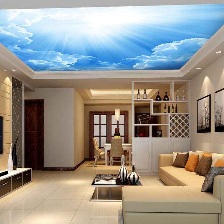 sky decke tapete werbeaktion shop f r werbeaktion sky decke tapete bei. Black Bedroom Furniture Sets. Home Design Ideas