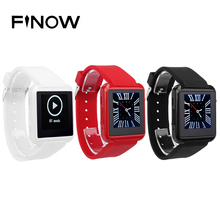 NX8 Bluetooth Smart Watch 1.44′ TFT/128*128 Remote Control Sport Health Bracelet Wristband For IOS Android phone VS U8 Uwatch