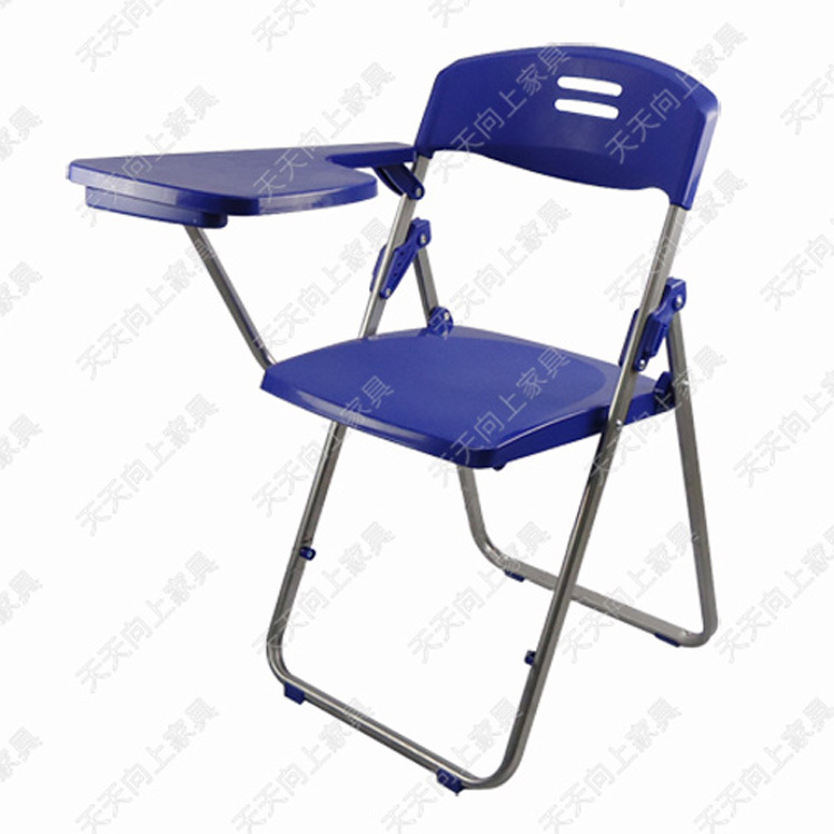 Plastic Folding Chair With Writing Tablet High Quality