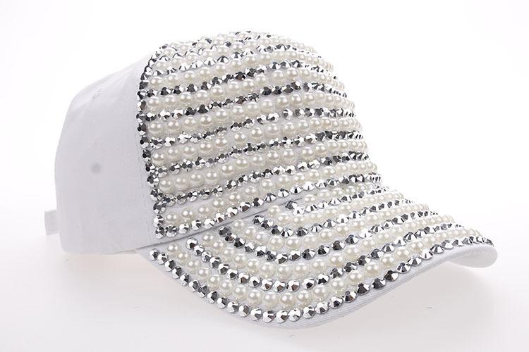 Joymay шляпа кепка стразы винтажный хлопок шапки бейсбол кепка B109