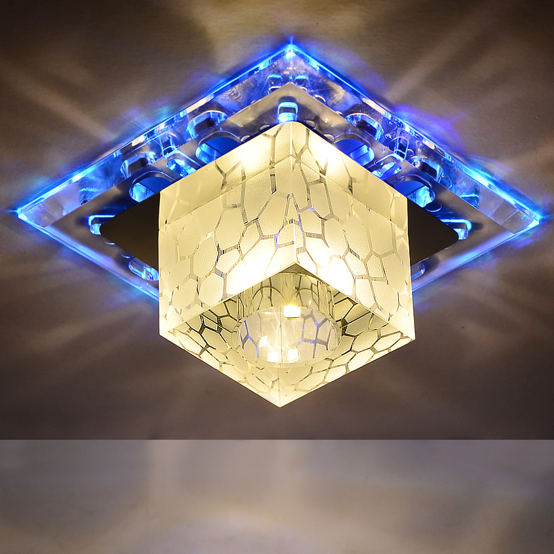 Aliexpress.com : Buy LED Crystal Aisle Ceiling Light