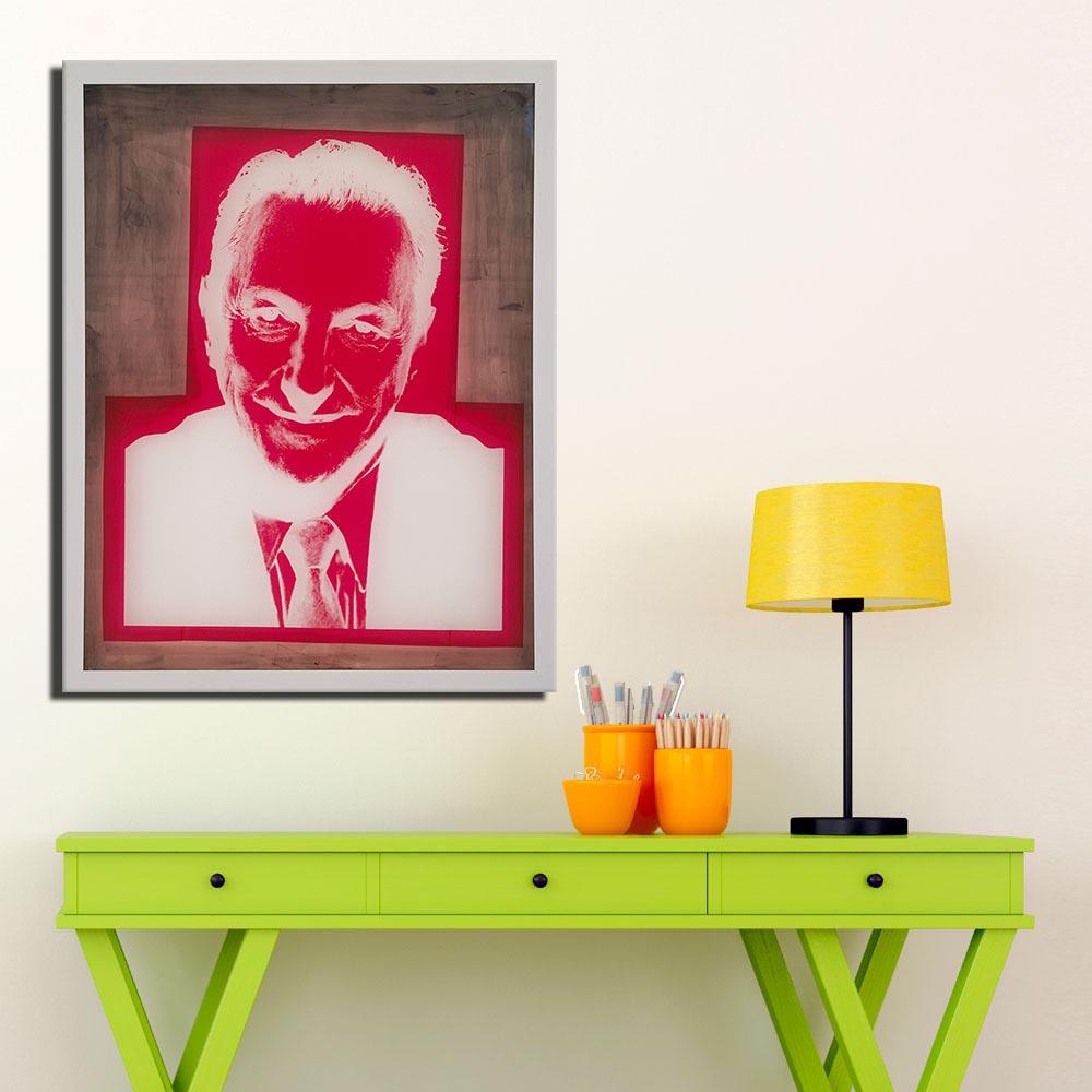 online kaufen gro handel siebdruck kunst aus china. Black Bedroom Furniture Sets. Home Design Ideas