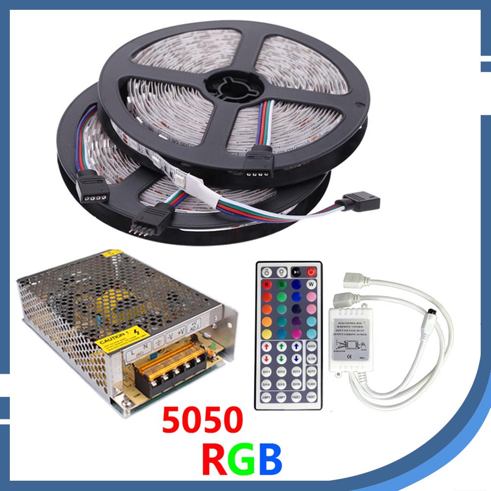 10m 5050 led strip light dc12v 600led flexible strip 5730 bar light high brightness waterproof. Black Bedroom Furniture Sets. Home Design Ideas