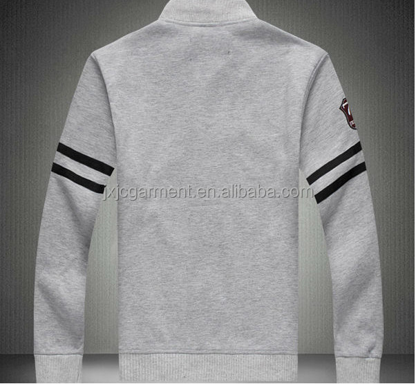 Chimney Collar Sweatshirt Mens Collar Sweatshirt Without