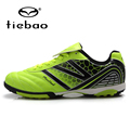 Tiebao Pro Children Kids TF Turf Sole Football Boots Outdoor Sport Training Shoes Breathable Soccer Shoes