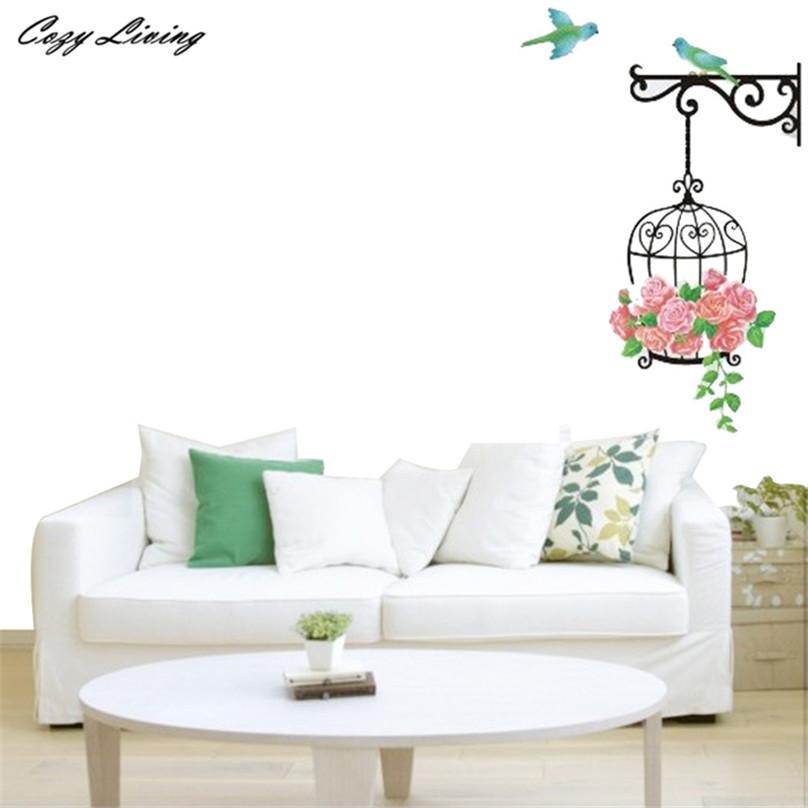 wallpaper stickers home decor 1 pc hallway removable creative rh sites google com