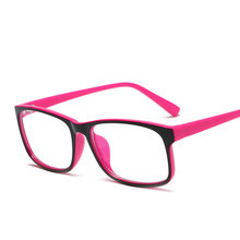 Seemfly очки оправа для мужчин и женщин анти синий светильник оправы для очков винтажные Квадратные прозрачные линзы оптические очки Oculos De Grau(Китай)