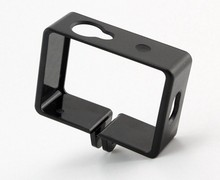 Free Shipping Xiaomi yi case Projector Accessories Frame Camera Standard Protective Shell Mount for Xiaomiyi camera