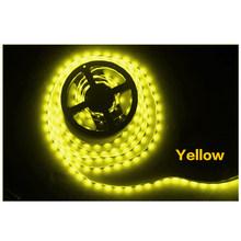 Горячая Распродажа 5 м 300 светодиодов водонепроницаемый RGB светодиодный светильник 3528 DC12V 60 светодиодов/м светодиодный светильник(Китай)