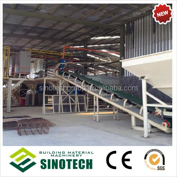 Hatscheck Process Series Fiber Cement Roof Sheet Making