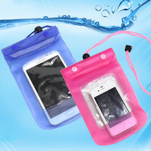 2016NEW 100% sealed Waterproof Durable Water proof Bag Underwater back cover Case For iPhone For touch Pouch For Samsung For HTC
