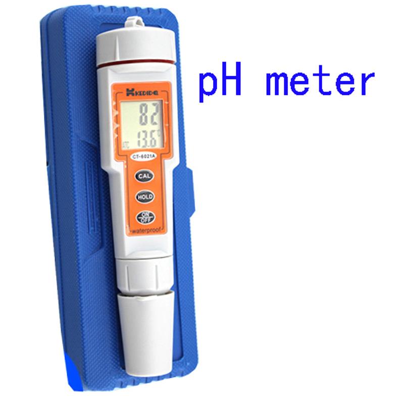 Ph measurement lab report