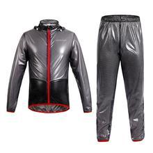 3fedaaba0 WOSAWE 2015 Sports Suits Multifunction Rain Jackets Waterproof Windproof  TPU Raincoat MTB Bike Bicycle Jersey Cycling