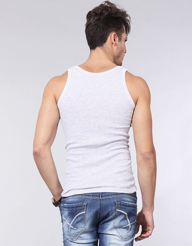 Shop for men's tank tops at ASOS. Tanks are the go to garment for comfort and style. Choose from plain or graphic tanks in our great range of tank tops.
