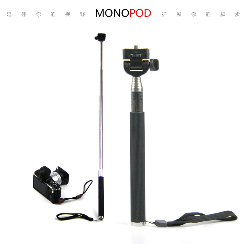 Gopro 1 камеры монопод стойки собака 3