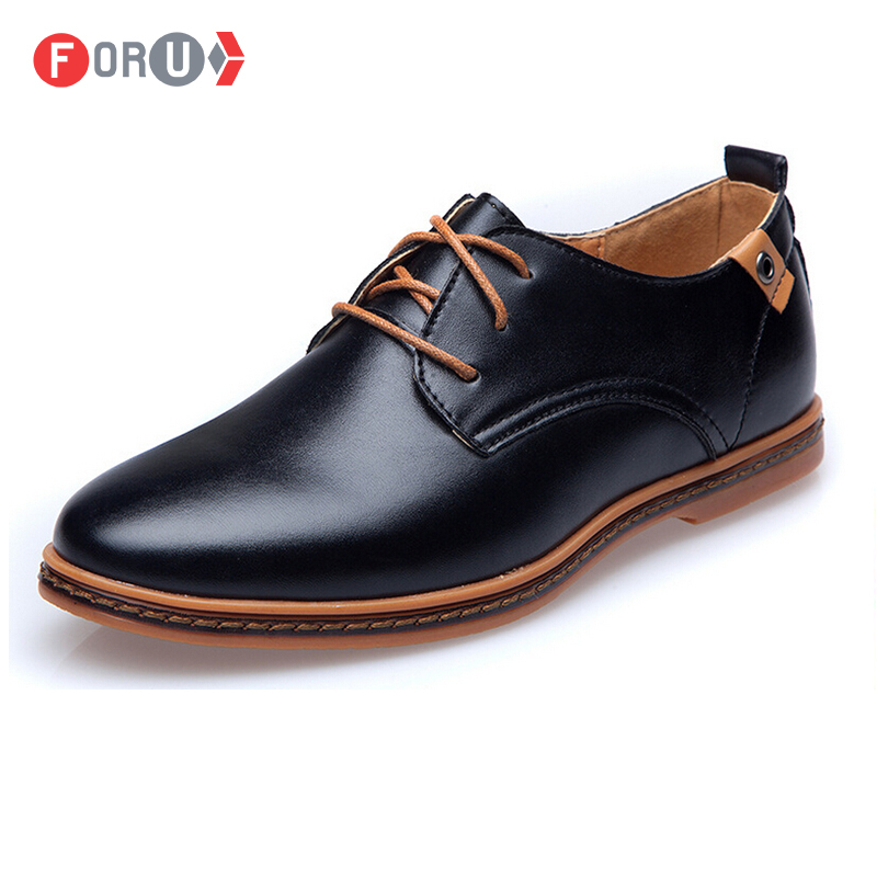 Designer Leather Casual Shoes Men