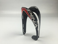 Hot Sale ready stock glossy matte red grey full carbon water bottle cage bike Accessories durable