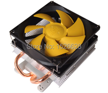 90mm fan 2 heatpipe VGA cooler, for nVIDIA / ATI graphics card cooler cooling, VGA fan, CoolerBoss GFH-209-01