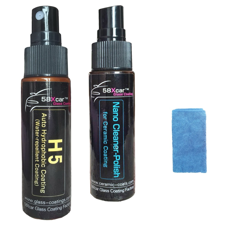 Бесплатная доставка новое поступление - неорганические нанопокрытие, Nano краска coatingcar лакокрасочное покрытие, Жидкий авто покрытие - DIY образец комплект
