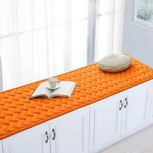 Толстые однотонные хлопковые напольные коврики 3 см, моющийся коврик и ковры для ползания комнаты и игр на подоконнике, коридоре, кухне(Китай)