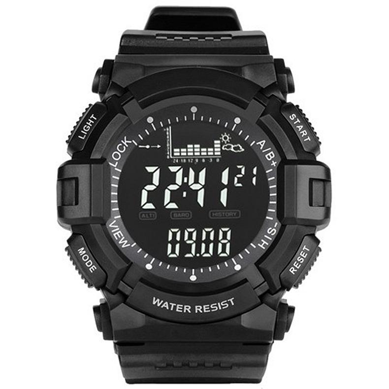 dl-o03 Multifunction Waterproof Spovan Watch Altimeter Compass Stopwatch Fishing Barometer Outdoor Sports Watch Watches