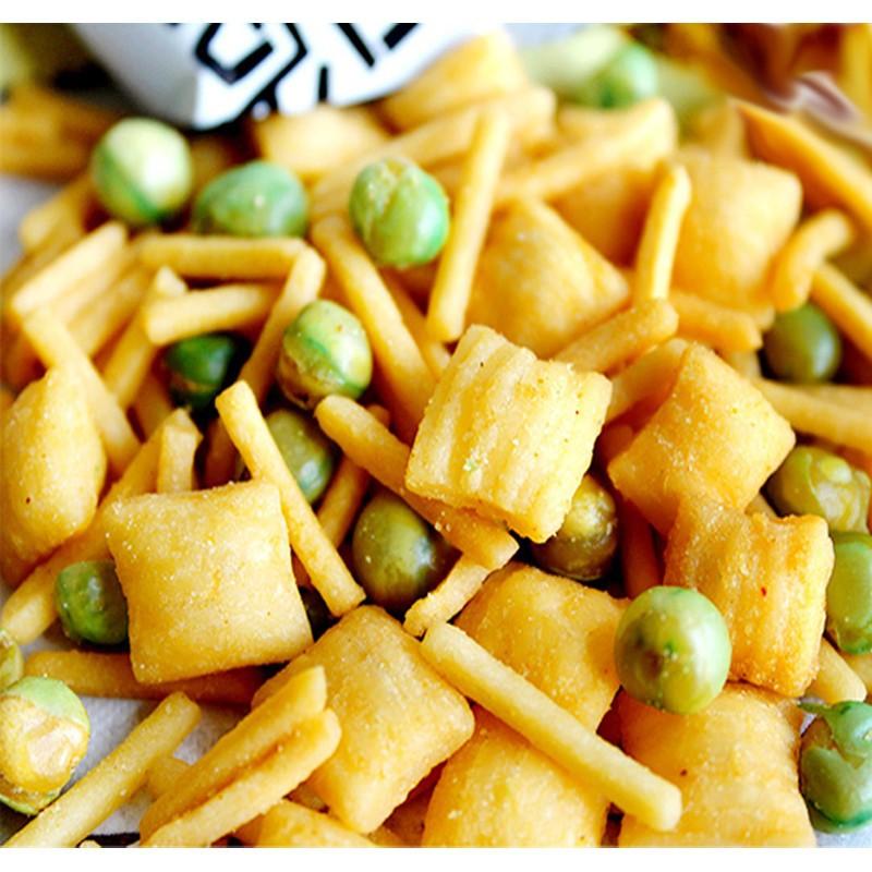 Nova Snack Crisp Delicioso Caranguejo Crocante Haricot Vert 14g