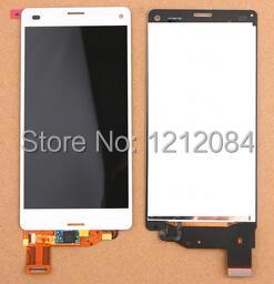 Жк-дисплей + касание стекло планшета монтажный комплект для Sony Xperia Z3 компактный Z3mini D5833 D5803 замена запчасти белый