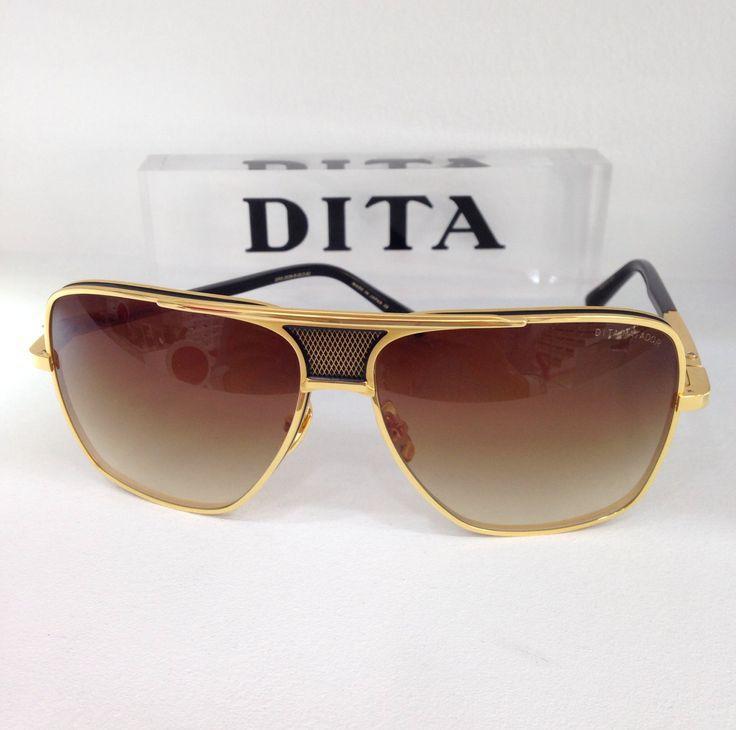 d711583674af Top Quality Titanium Metal 22K DITA Sunglasses Men DITA MATADOR DRX ...