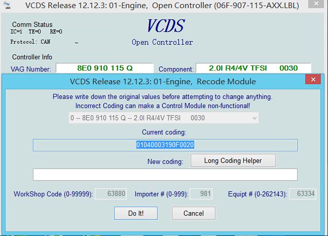 vag com vagcom vcds hex can usb for vw audi english version. Black Bedroom Furniture Sets. Home Design Ideas