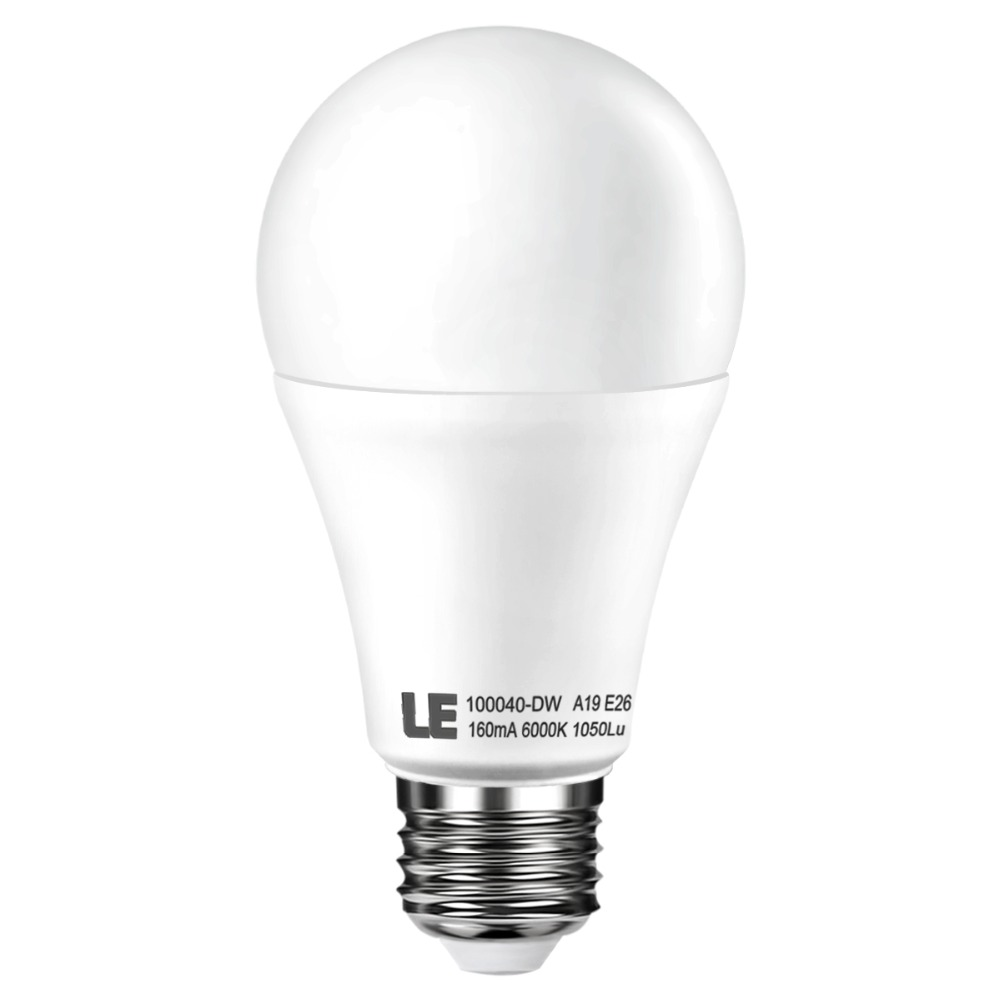 le 12w led bulb brightnest 75 watt incandescent bulbs equivalent daylight white medium screw. Black Bedroom Furniture Sets. Home Design Ideas