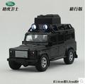 Defender travel version 1 32 SUV Original simulation alloy car model sound light pull back kid