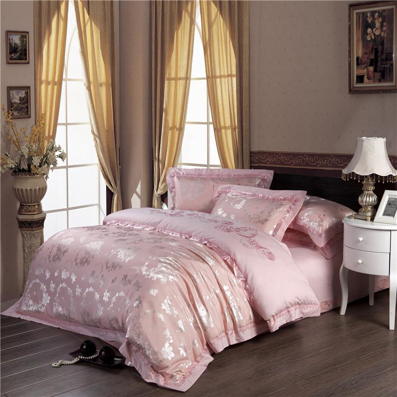 Solid Light Pink Comforter Promotion Shop For Promotional