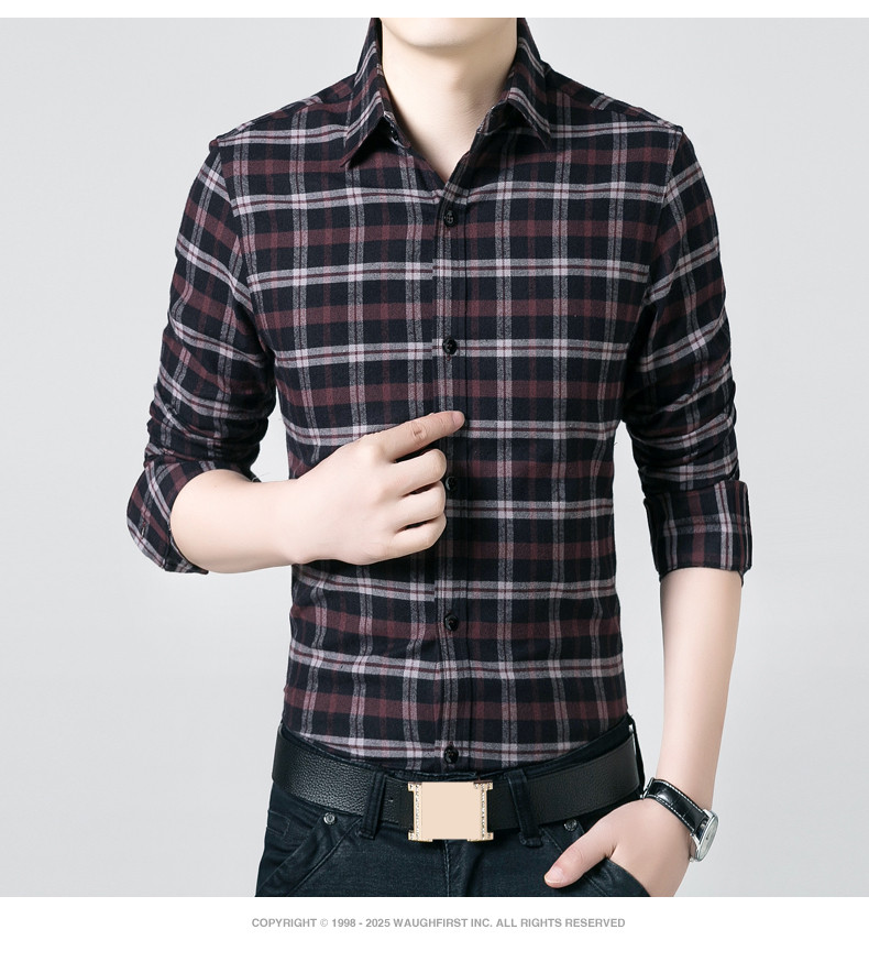 4474710159a 2019 Wholesale Mens Shirts New Fashion 2016 Spring Fall British ...